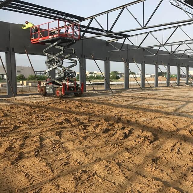Pre Construction